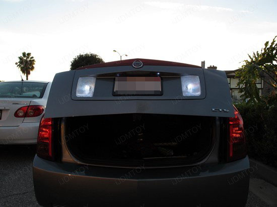 Cadillac - CTS - 3157 - LED - Reverse - Lights - 3